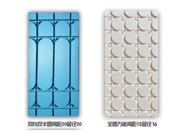 地暖模块_地暖挤塑板