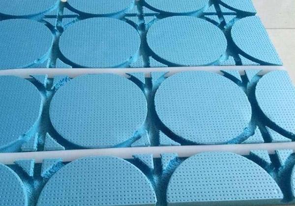 地暖保温板模块