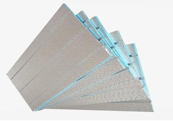 地暖挤塑板厂家介绍地暖保温板的组成结构