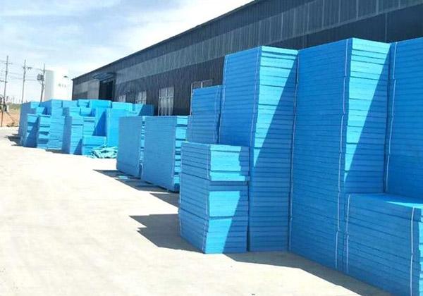 湖北地暖挤塑板厂家教你判断地暖挤塑板好坏