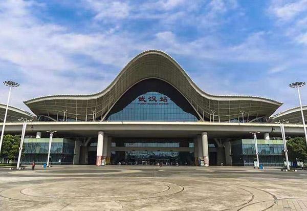 武汉地暖挤塑板工程案例-武汉站